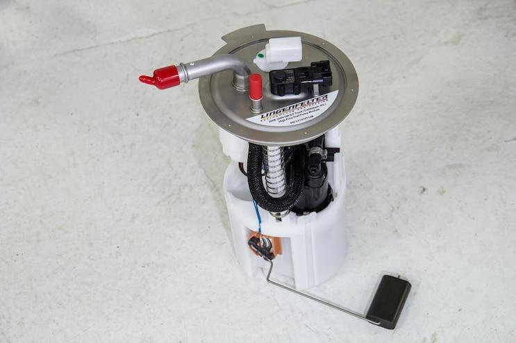 02 GM Truck Flex Fuel Coversion