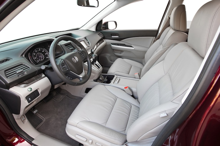 Pre Owned 2012 Honda Cr V Front Seats