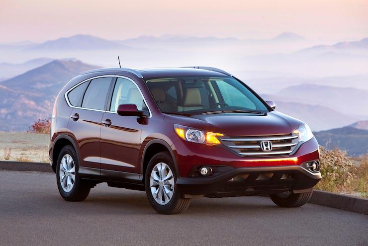 Pre-Owned: 2012 to 2016 Honda CR-V