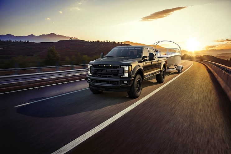 Roush Adds Package to Ford Super Duty