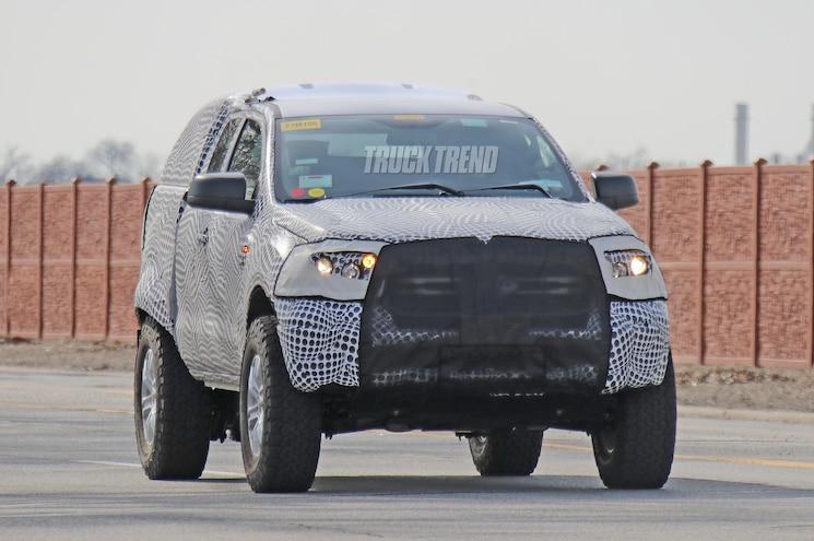 2021 Ford Bronco Mule Front Quarter 01