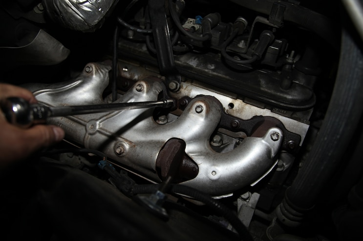 11 2002 GMC Sierra Engine Bolt Ons