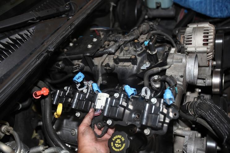23 2002 GMC Sierra Engine Bolt Ons