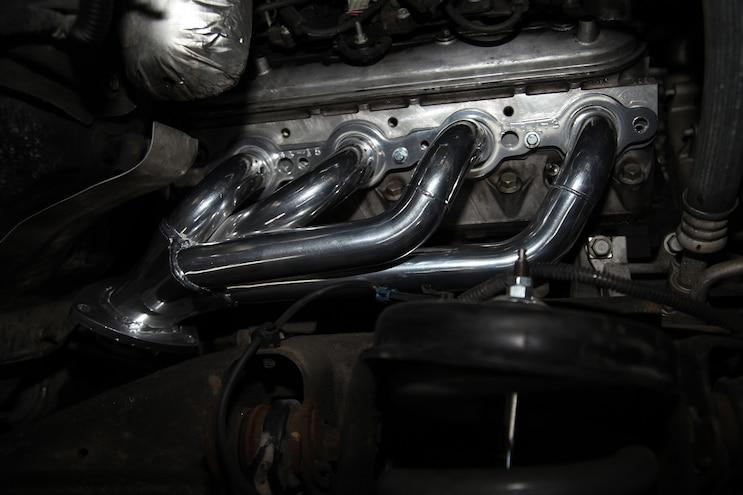 14 2002 GMC Sierra Engine Bolt Ons