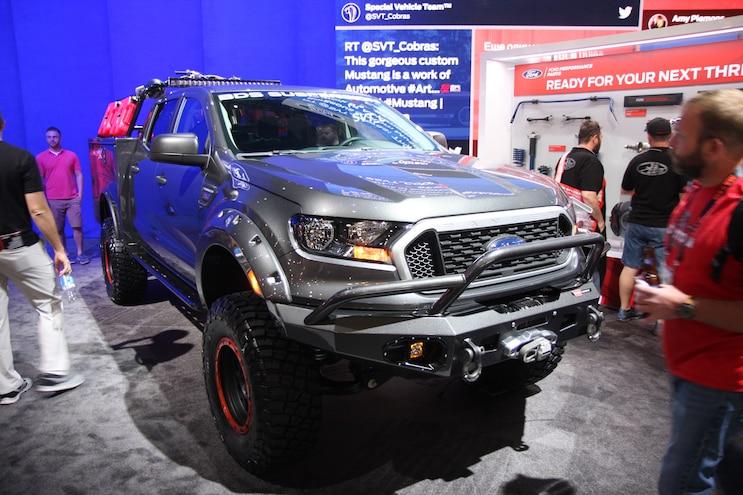 Sema 2018 Ford Ranger X Bds Suspension