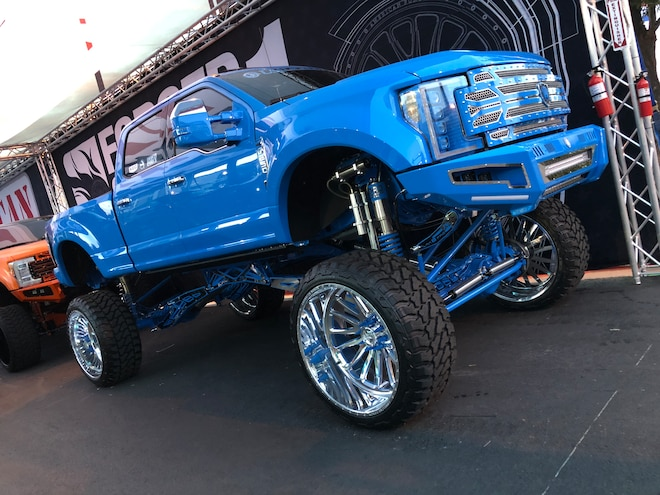 #MTSEMA18: How to Spend $25,000 on Wheels and Tires