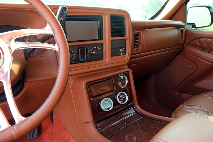 019 Gmc Duramax Hd Sport Truck Interior