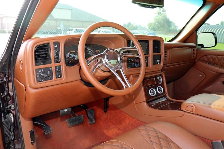 015 Gmc Duramax Hd Sport Truck Interior