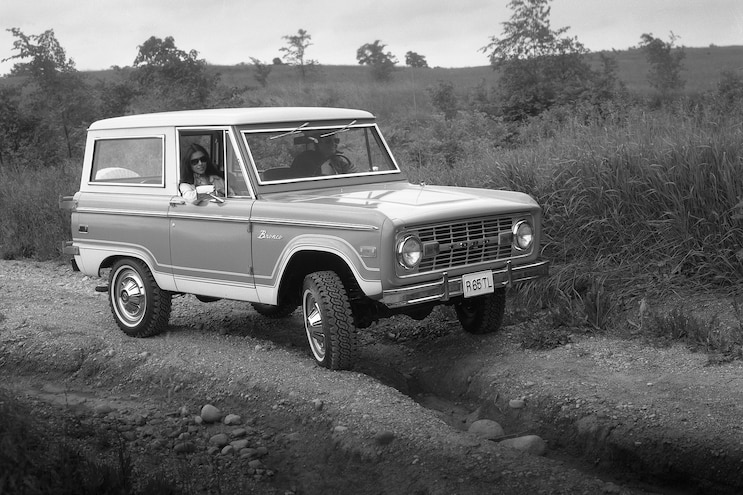 015 1977 Ford Bronco FMC