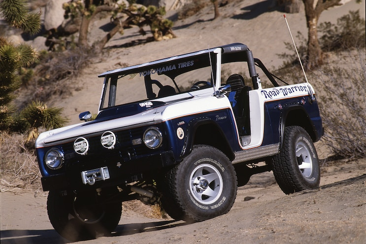 009 Mike Stockberger 69 Ford Bronco