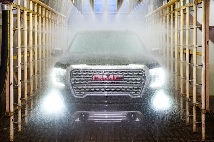 2019 Gmc Sierra 1500 Carbonpro Bed Corrosion Testing