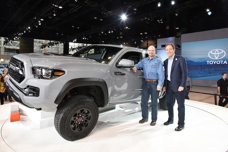 Truck Trend Interview: Bill Fay, Toyota Division Group Vice President and General Manager