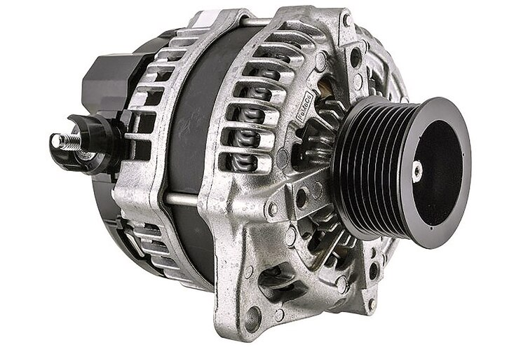 011 High Output Alternators Powerbastards Ford 6 711627 1
