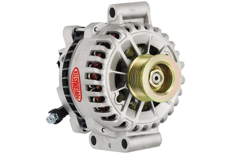 009 High Output Alternators Powermaster 48787