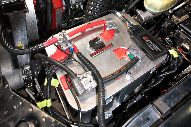 005 High Output Alternators Dual Battery Tray Wiring
