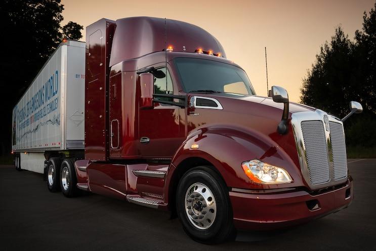 Detonation: A Future for Trucks