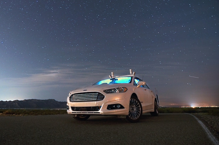 Ford Announces Intent to Produce Full-Autonomous Car for Rideshare by 2021