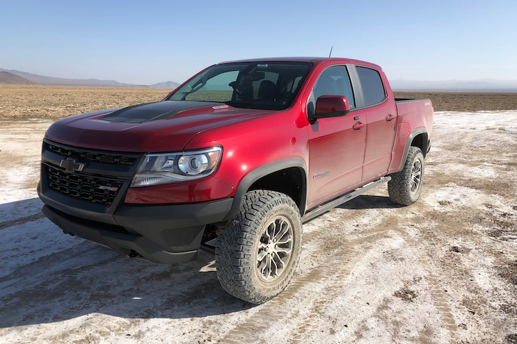 Long-Term Test: First Report, 2018 Chevy Colorado ZR2 Crew Cab