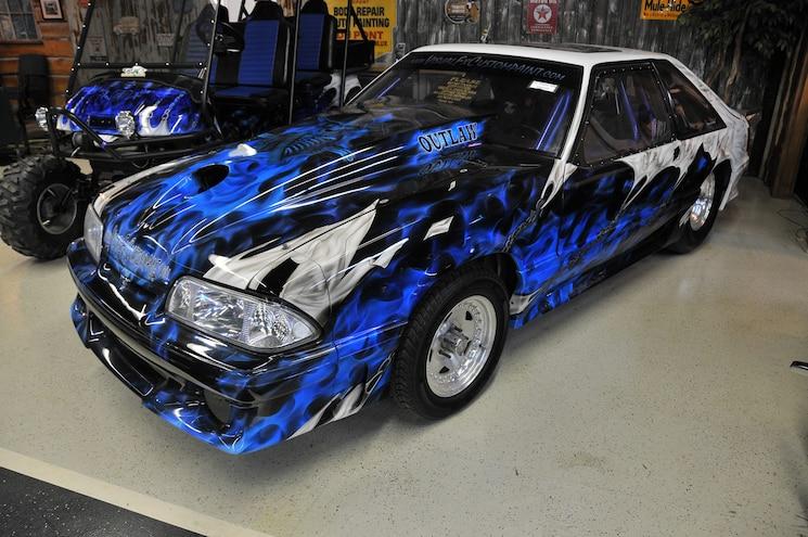 020 Visual FX Custom Paint