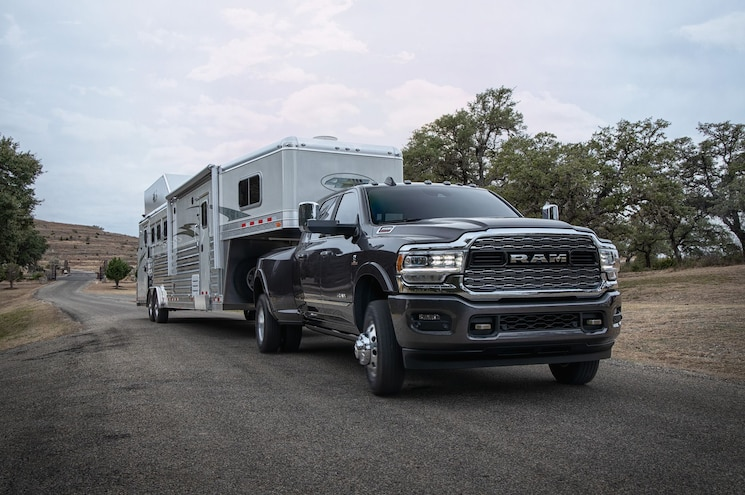 Episode 57 of The Truck Show Podcast: 2019 Ram HD First Drive