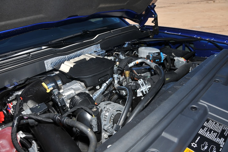 11 2015 Chevrolet Silverado 2500HD LTZ