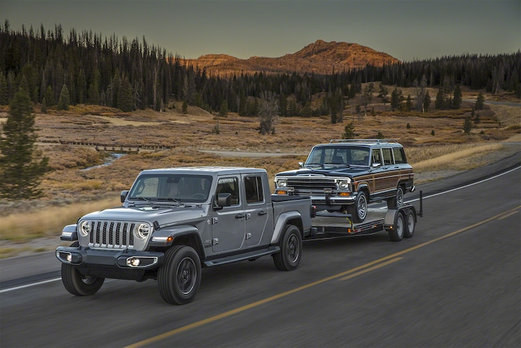 Jeep Gladiator Pickup 02