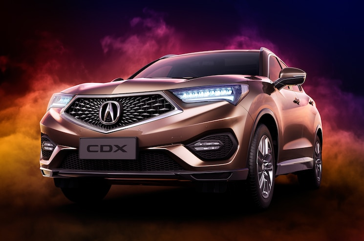 Is Acura Considering Bringing the Small CDX Crossover to the U.S.?