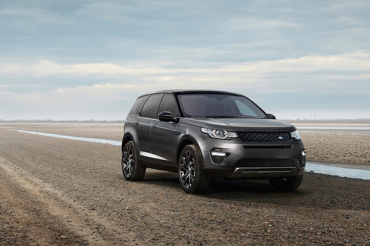2017 Land Rover Discovery Sport Updated with Connectivity, New Appearance Package