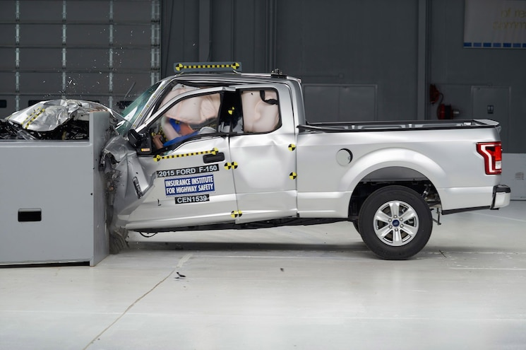 Shop Class: Pickup Truck Crash Safety Devices