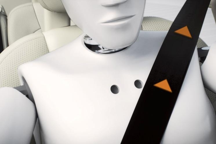 Shop Class Pickup Truck Crash Safety Devices Seat Belt
