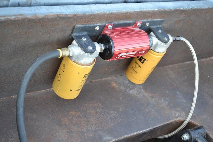 012 DSLP 160800 FORD Slammed Six Liter F100 Aeromotive Lift Pump