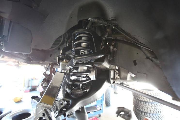 2003 Chevy Silverado Project Over Under Part 7 31