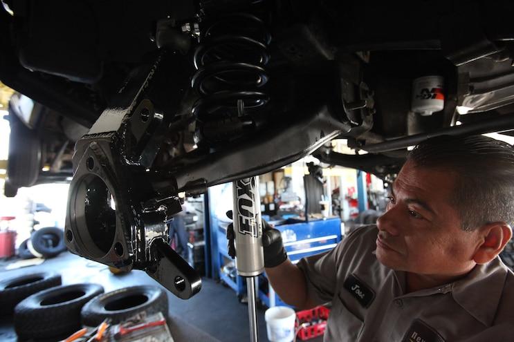 2003 Chevy Silverado Project Over Under Part 7 30