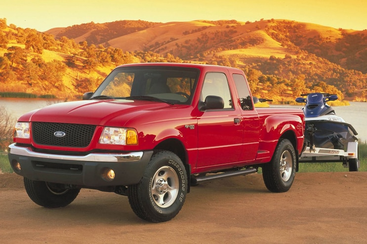 006 Diesel Questions Ford Ranger 4bt