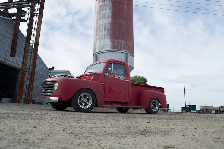 1949 Ford With Cummins Power: Smooth Swap