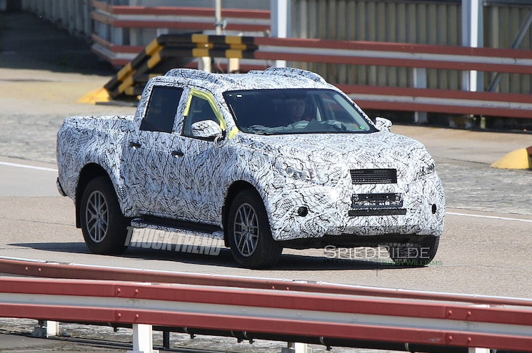 """Mercedes-Benz Feeling Very """"Whenever"""" About Midsize Pickup"""