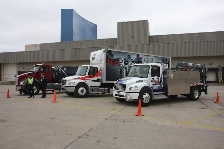 023 2016 NTEA Work Truck Show