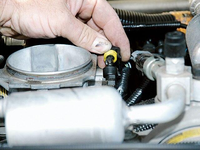 First Generation 1996-1998 Vortec 350 Engine - Power
