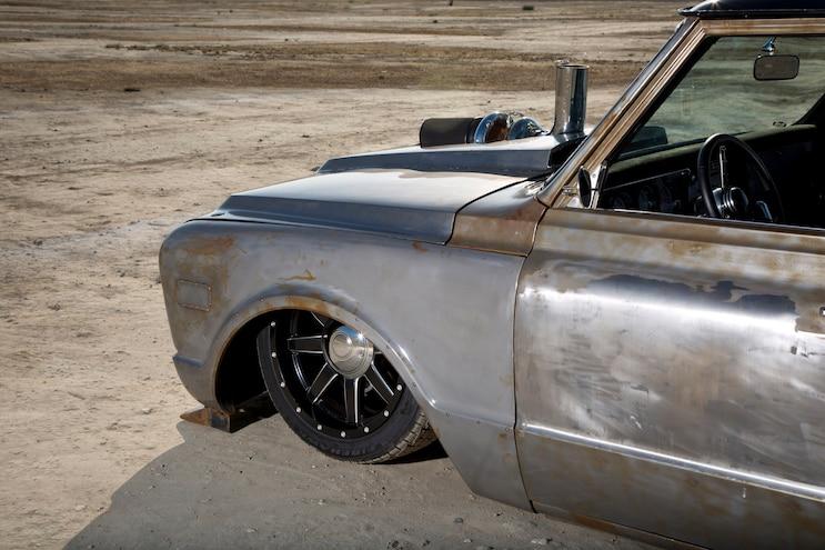 1968 Chevrolet C20 Cart Tricks Side
