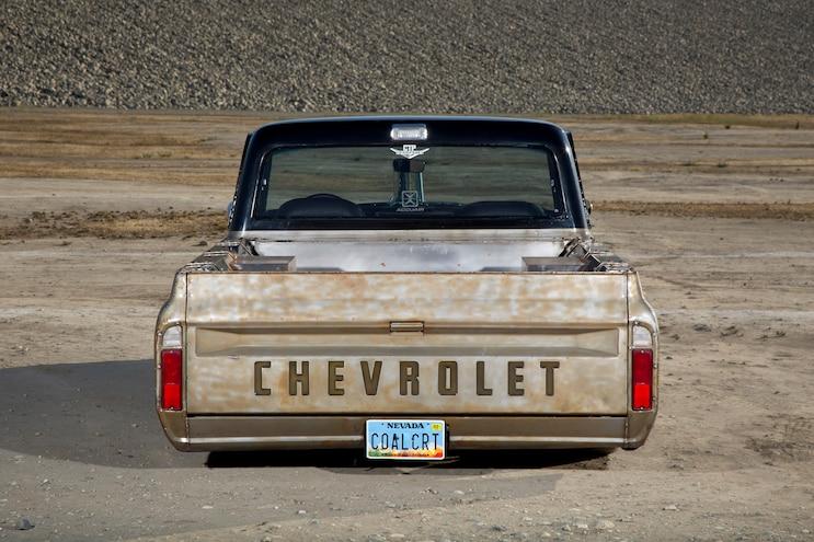1968 Chevrolet C20 Cart Tricks 13