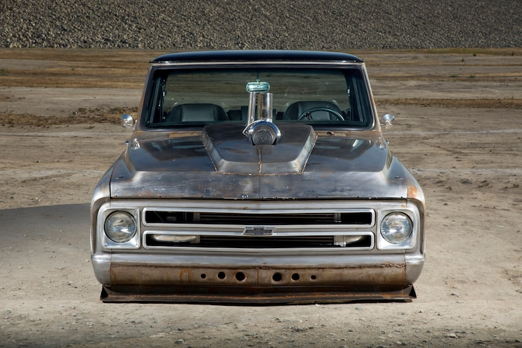 1968 Chevrolet C20 Cart Tricks 05