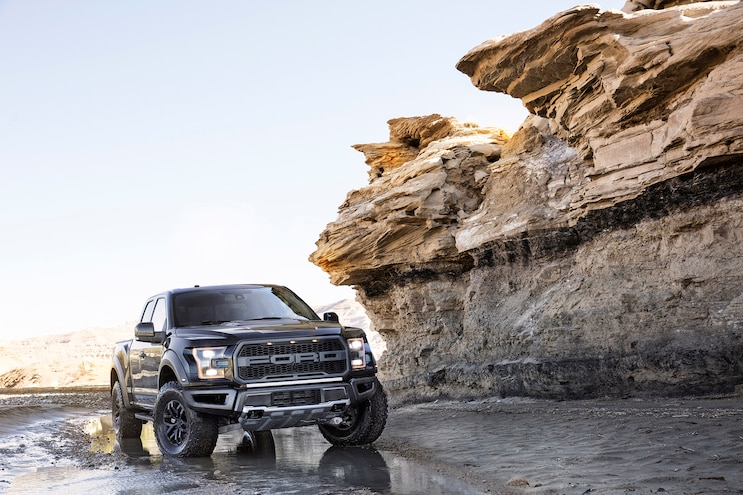 Interview: Tony Greco, Program Manager, 2017 Ford F-150 Raptor