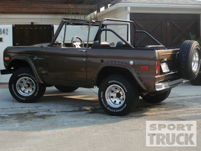 goodbye Burnt Taco Front Page 1977 Ford Bronco