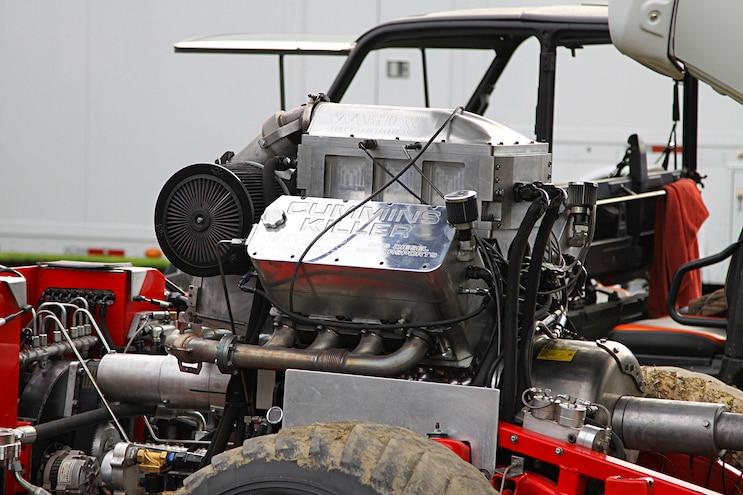 Scheid Diesel Extravaganza 2018 Cummins Killer Engine
