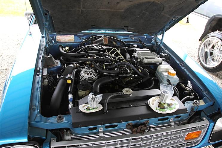Scheid Diesel Extravaganza 2018 Gremlin X Engine