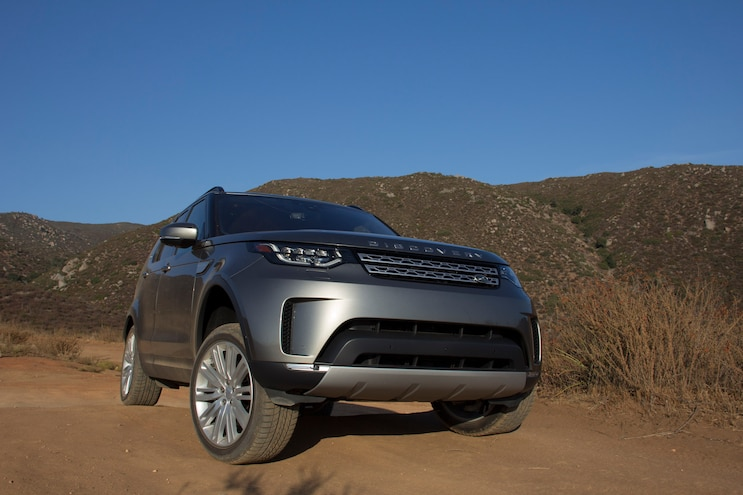 First Report: Long-Term 2018 Land Rover Discovery