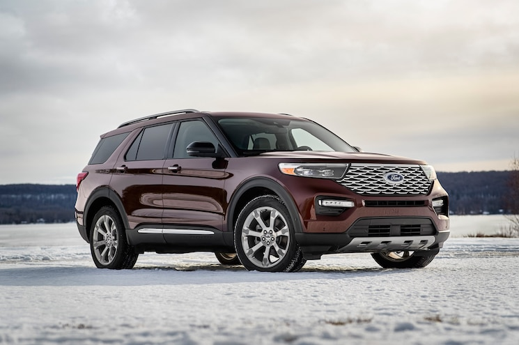 2019 Detroit Auto Show – First Look: 2020 Ford Explorer