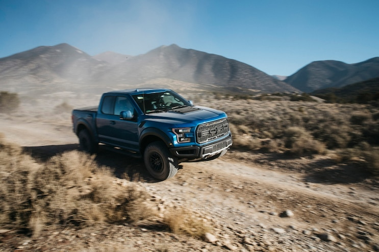 First Drive 2019 Ford F 150 Raptor Off Road