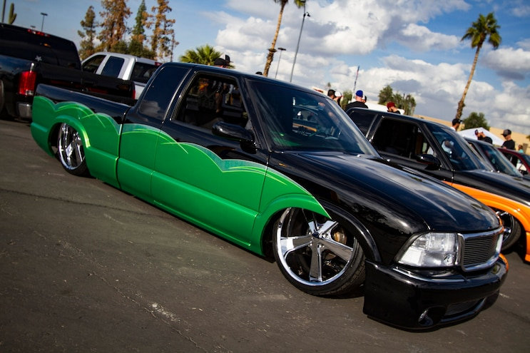 Severed In The Southwest Show 2018 Gmc