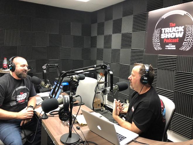 Truck Show Podcast Episode 49 2